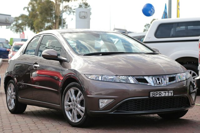 Used Honda Civic SI, Narellan, 2010 Honda Civic SI Hatchback