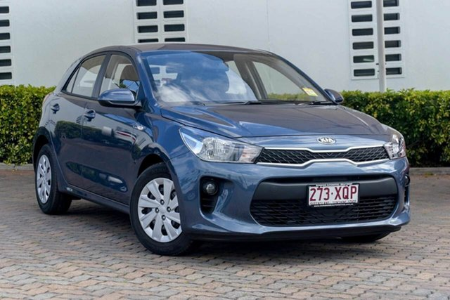 Demonstrator, Demo, Near New Kia Rio S, Southport, 2017 Kia Rio S Hatchback