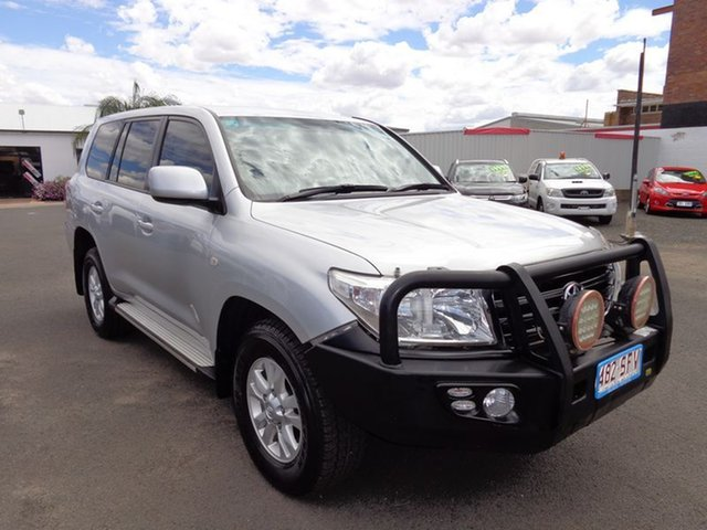 Discounted Used Toyota Landcruiser GXL, 2012 Toyota Landcruiser GXL Wagon