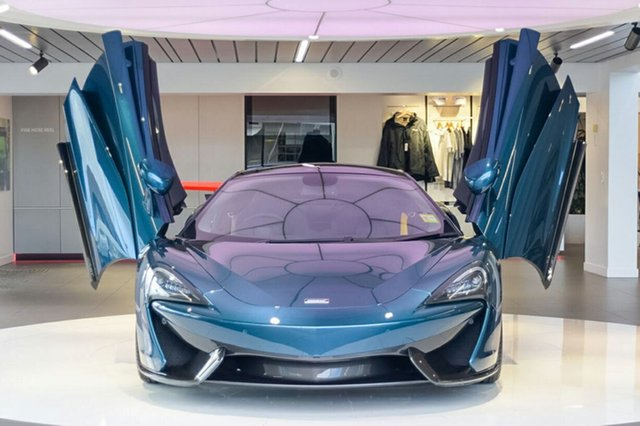 New McLaren 570GT SSG, Southport, 2017 McLaren 570GT SSG Coupe