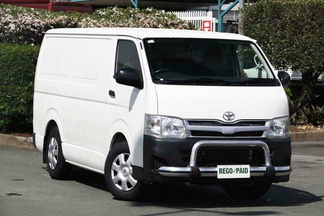 Used Toyota Hiace LWB, Acacia Ridge, 2010 Toyota Hiace LWB KDH201R MY11 Van