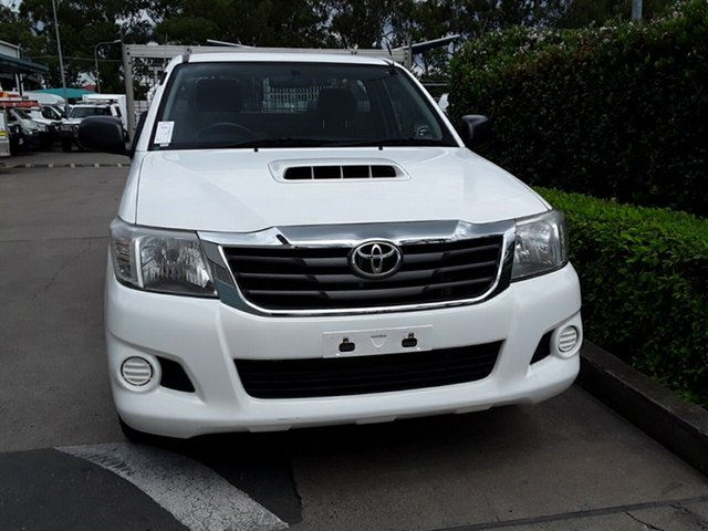 Used Toyota Hilux SR, Acacia Ridge, 2011 Toyota Hilux SR KUN16R MY12 Cab Chassis