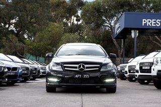 2012 Mercedes-Benz C250 BlueEFFICIENCY 7G-Tronic + Coupe.