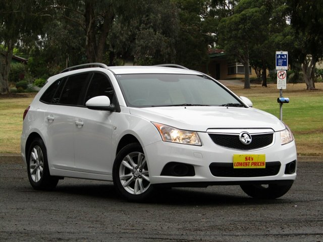 Used Holden Cruze CD Sportwagon, 2014 Holden Cruze CD Sportwagon Wagon