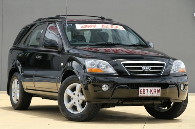 Used Kia Sorento EX, Moorooka, Brisbane, 2007 Kia Sorento EX Wagon