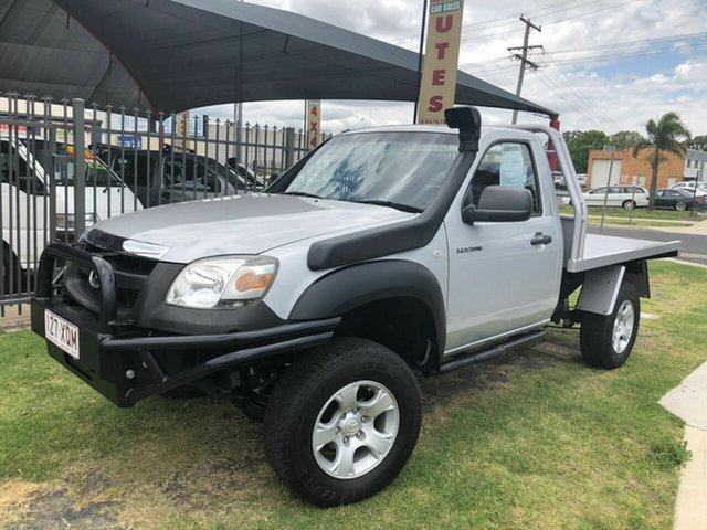 Discounted Used Mazda BT-50 B3000 DX (4x4), Toowoomba, 2008 Mazda BT-50 B3000 DX (4x4) Cab Chassis
