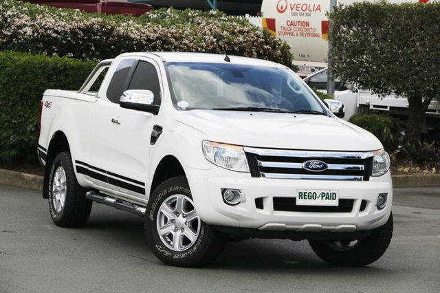 Discounted Used Ford Ranger XLT Super Cab, Acacia Ridge, 2014 Ford Ranger XLT Super Cab PX Utility