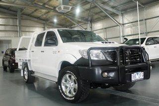 Used Toyota Hilux SR, 2013 Toyota Hilux SR KUN26R Utility