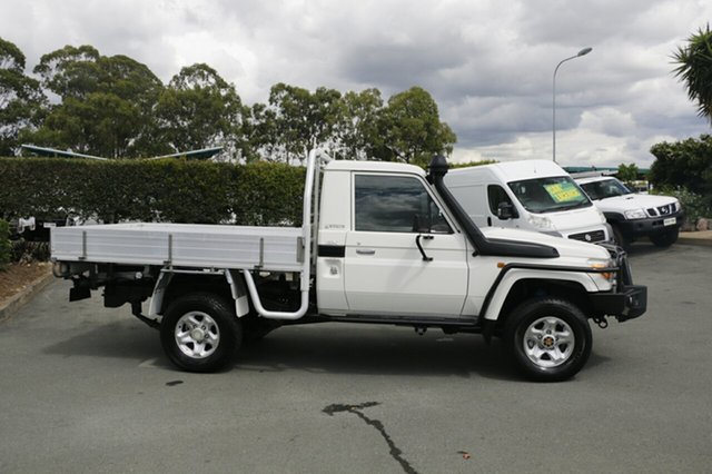 Discounted Used Toyota Landcruiser GX, Acacia Ridge, 2011 Toyota Landcruiser GX VDJ79R MY10 Cab Chassis