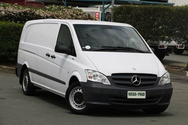 Used Mercedes-Benz Vito 113CDI LWB, Acacia Ridge, 2012 Mercedes-Benz Vito 113CDI LWB 639 MY11 Van