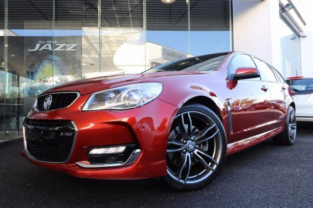 Used Holden Commodore SS Sportwagon, Hoppers Crossing, 2016 Holden Commodore SS Sportwagon Wagon