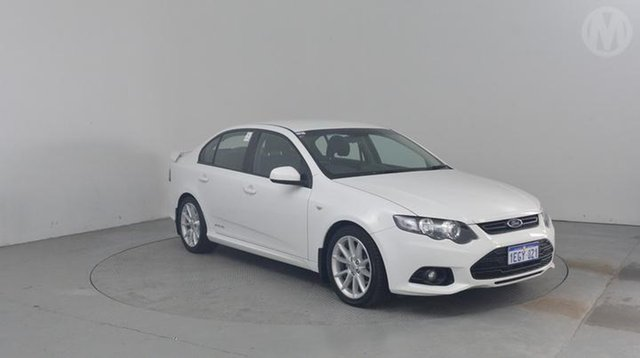 Used Ford Falcon XR6, Altona North, 2013 Ford Falcon XR6 Sedan