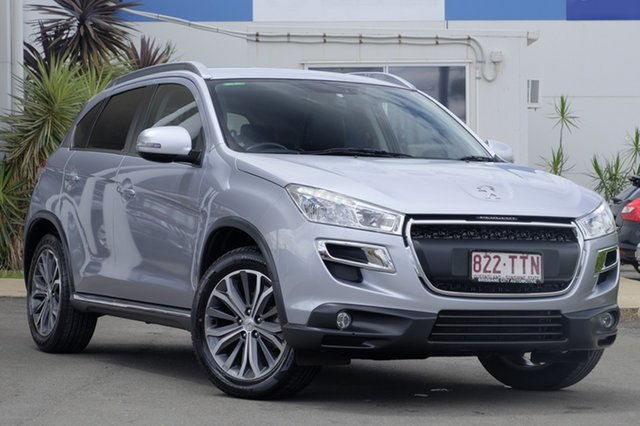 Used Peugeot 4008 Active 2WD, Bowen Hills, 2013 Peugeot 4008 Active 2WD Wagon