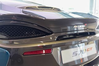 2017 McLaren 570GT SSG Coupe.