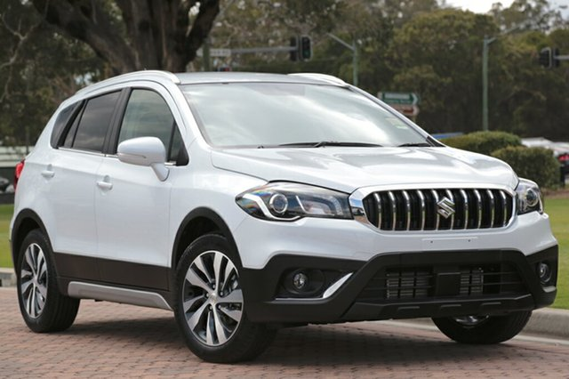 Discounted New Suzuki S-Cross Turbo Prestige, Warwick Farm, 2017 Suzuki S-Cross Turbo Prestige SUV