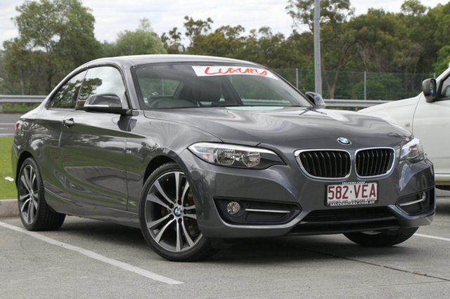 Used BMW 220D Sport Line, Indooroopilly, 2014 BMW 220D Sport Line Coupe
