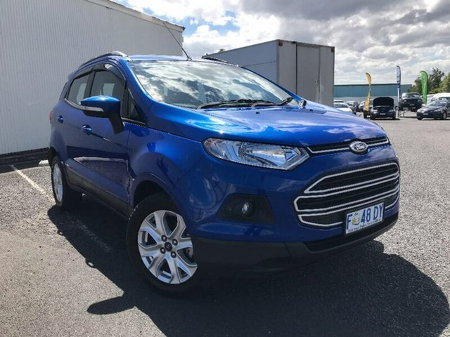 Used Ford Ecosport Trend PwrShift, Hobart, 2015 Ford Ecosport Trend PwrShift Wagon