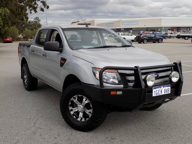 Used Ford Ranger XL Double Cab, Maddington, 2012 Ford Ranger XL Double Cab Utility