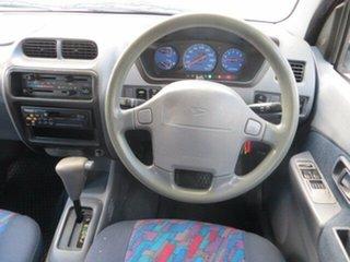 1998 Daihatsu Terios SX (4x4) Wagon.