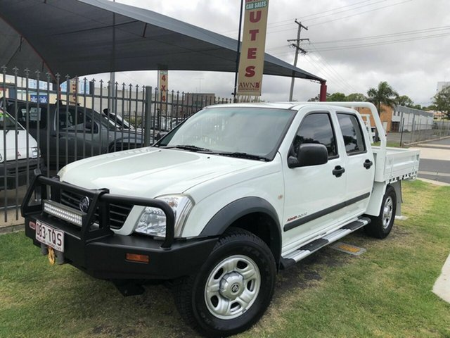 Used Holden Rodeo LX (4x4), Toowoomba, 2006 Holden Rodeo LX (4x4) Crew Cab Chassis