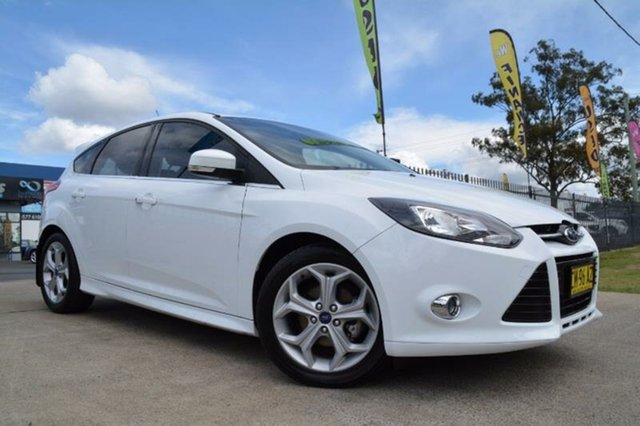 Used Ford Focus Sport, Mulgrave, 2012 Ford Focus Sport Hatchback
