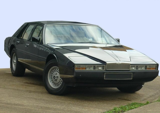 Used Aston Martin Lagonda, Moorooka, 1982 Aston Martin Lagonda Saloon