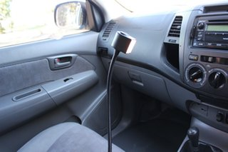 2009 Toyota Hilux SR Utility.