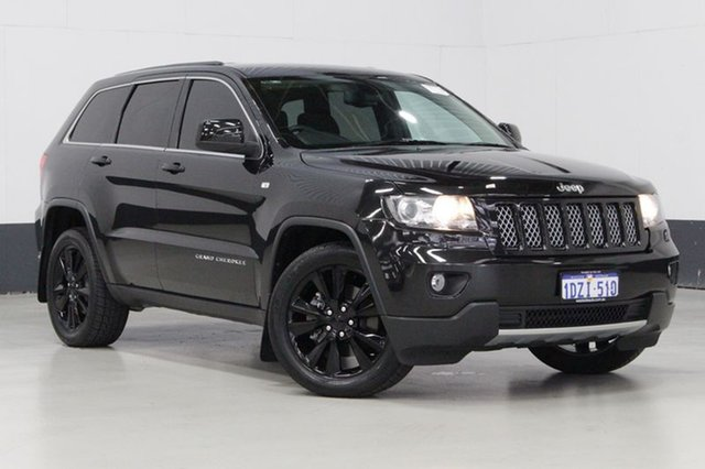 Used Jeep Grand Cherokee JET, Bentley, 2012 Jeep Grand Cherokee JET Wagon