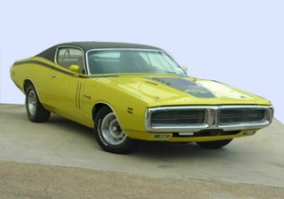 1971 Dodge Charger R/T Coupe.