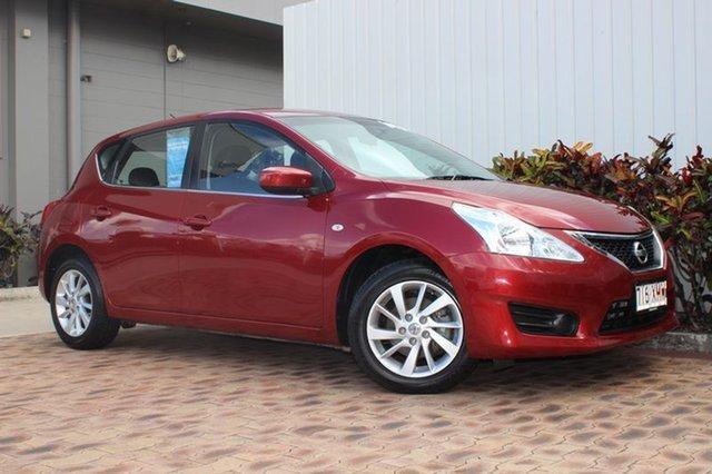 Used Nissan Pulsar ST, Cairns, 2013 Nissan Pulsar ST Hatchback