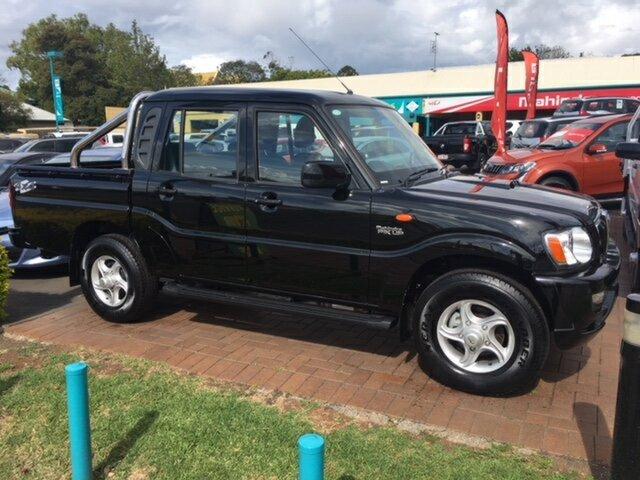 New Mahindra Pik-Up (4x4), Toowoomba, 2016 Mahindra Pik-Up (4x4) Dual Cab Utility