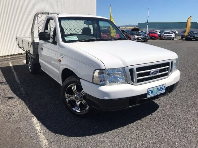 Used Ford Courier GL, Hobart, 2004 Ford Courier GL Cab Chassis