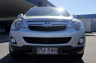 2011 Holden Captiva 5 Wagon.
