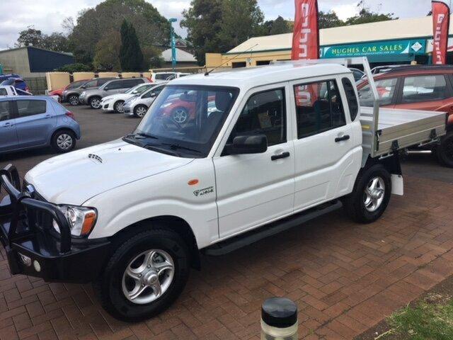 New Mahindra Pik-Up (4x4), Toowoomba, 2016 Mahindra Pik-Up (4x4) Dual Cab Chassis