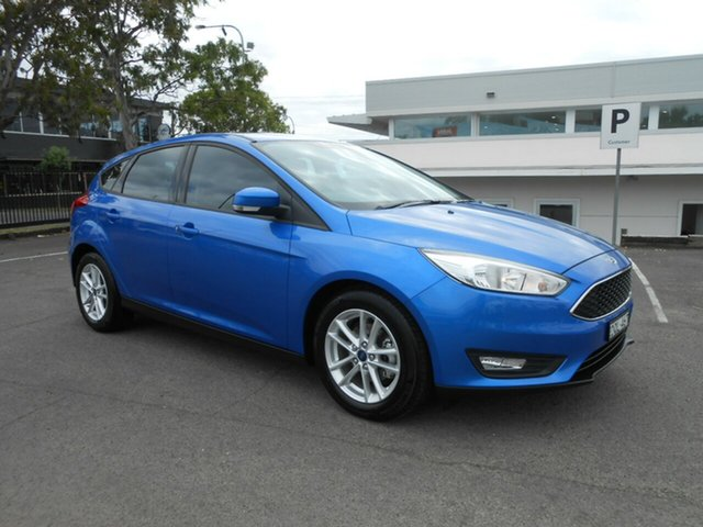 Used Ford Focus Trend, Nowra, 2016 Ford Focus Trend Hatchback