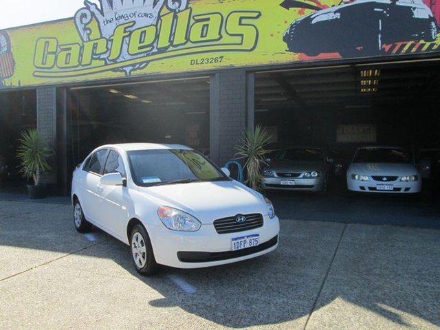Used Hyundai Accent, O'Connor, 2009 Hyundai Accent Sedan