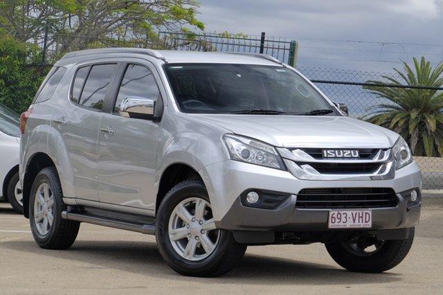 Used Isuzu MU-X LS-T Rev-Tronic, Moorooka, Brisbane, 2014 Isuzu MU-X LS-T Rev-Tronic Wagon