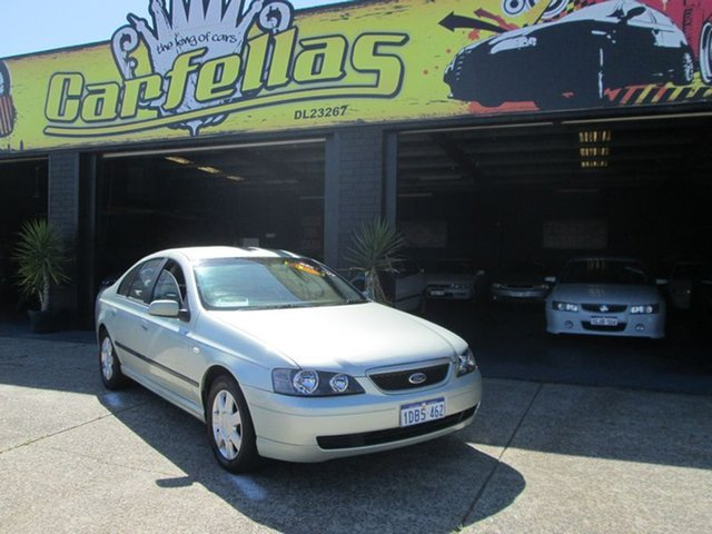 Used Ford Falcon XT, O'Connor, 2003 Ford Falcon XT Sedan