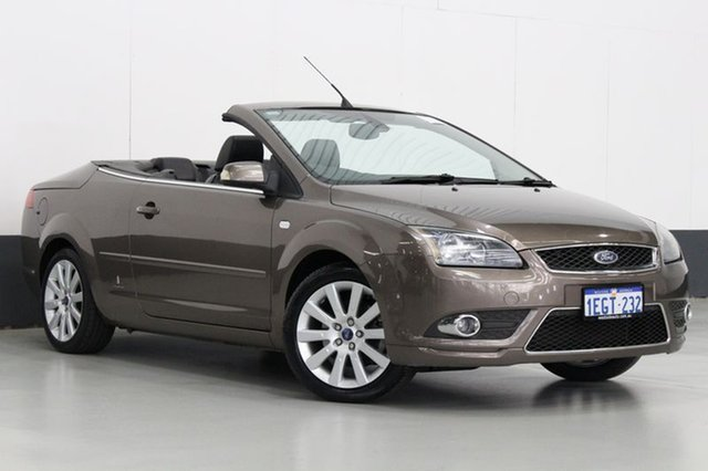 Used Ford Focus Coupe-Cabriolet, Bentley, 2007 Ford Focus Coupe-Cabriolet Cabriolet