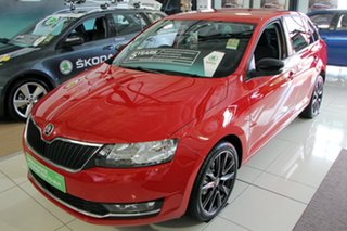 2017 Skoda Rapid Hatchback.