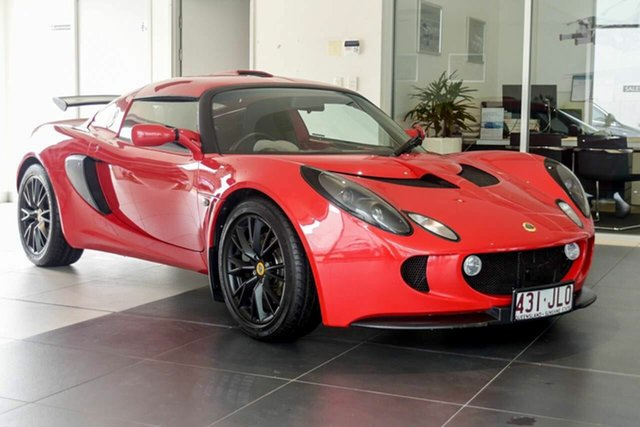 Used Lotus Exige, Southport, 2004 Lotus Exige Coupe