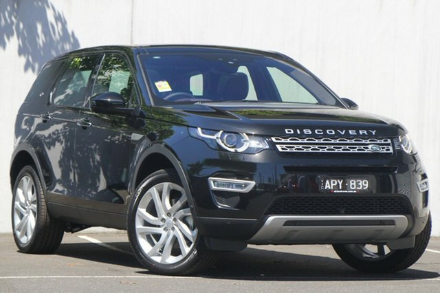 Demonstrator, Demo, Near New Land Rover Discovery Sport TD4 180 HSE Luxury, Malvern, 2017 Land Rover Discovery Sport TD4 180 HSE Luxury Wagon