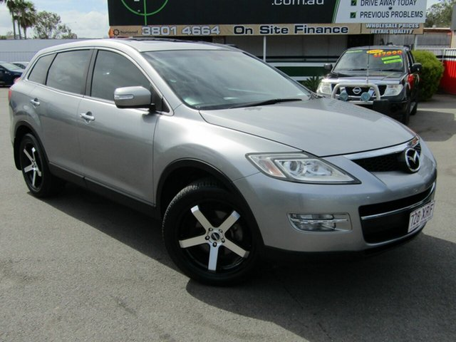 Used Mazda CX-9 Luxury, Loganholme, 2009 Mazda CX-9 Luxury Wagon
