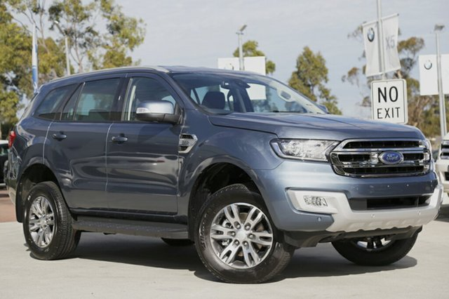 Discounted New Ford Everest Trend 4WD, Narellan, 2017 Ford Everest Trend 4WD SUV