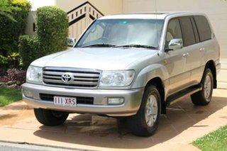 Discounted Used Toyota Landcruiser Sahara, Bundall, 2006 Toyota Landcruiser Sahara UZJ100R Wagon