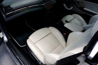 2005 BMW 330CI Steptronic Convertible.