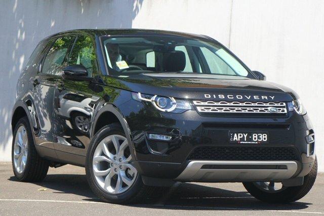 Demonstrator, Demo, Near New Land Rover Discovery Sport TD4 180 HSE, Malvern, 2017 Land Rover Discovery Sport TD4 180 HSE Wagon