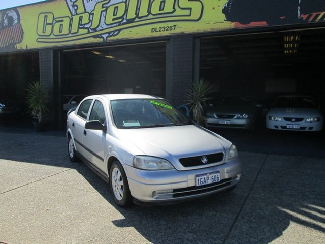 Used Holden Astra Classic, O'Connor, 2005 Holden Astra Classic Sedan