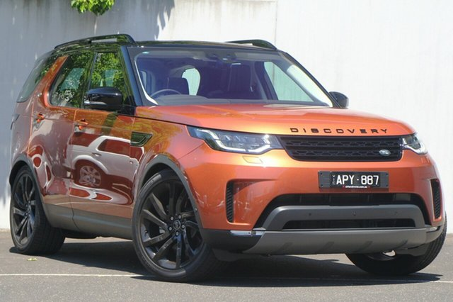 Demonstrator, Demo, Near New Land Rover Discovery TD6 First Edition, Malvern, 2017 Land Rover Discovery TD6 First Edition Wagon