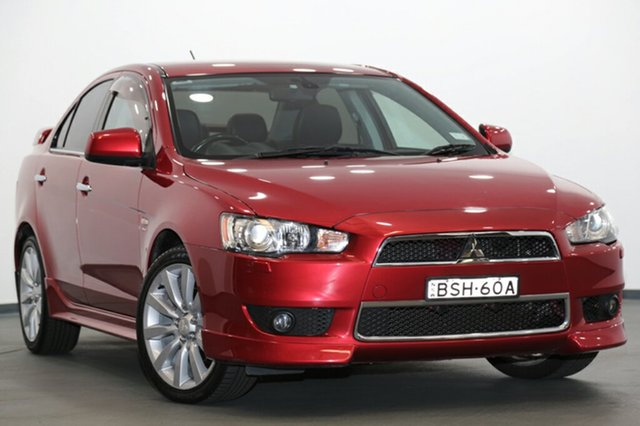 Used Mitsubishi Lancer Aspire, Narellan, 2010 Mitsubishi Lancer Aspire Sedan